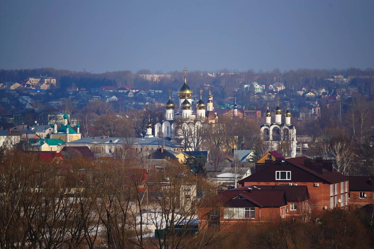 Фотографии города переславль залесский