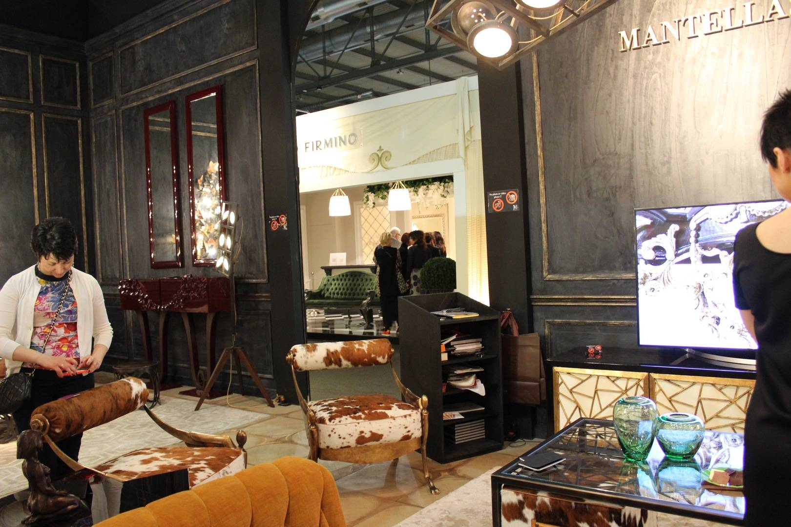 Я на Salone del Mobile.Milano 2016