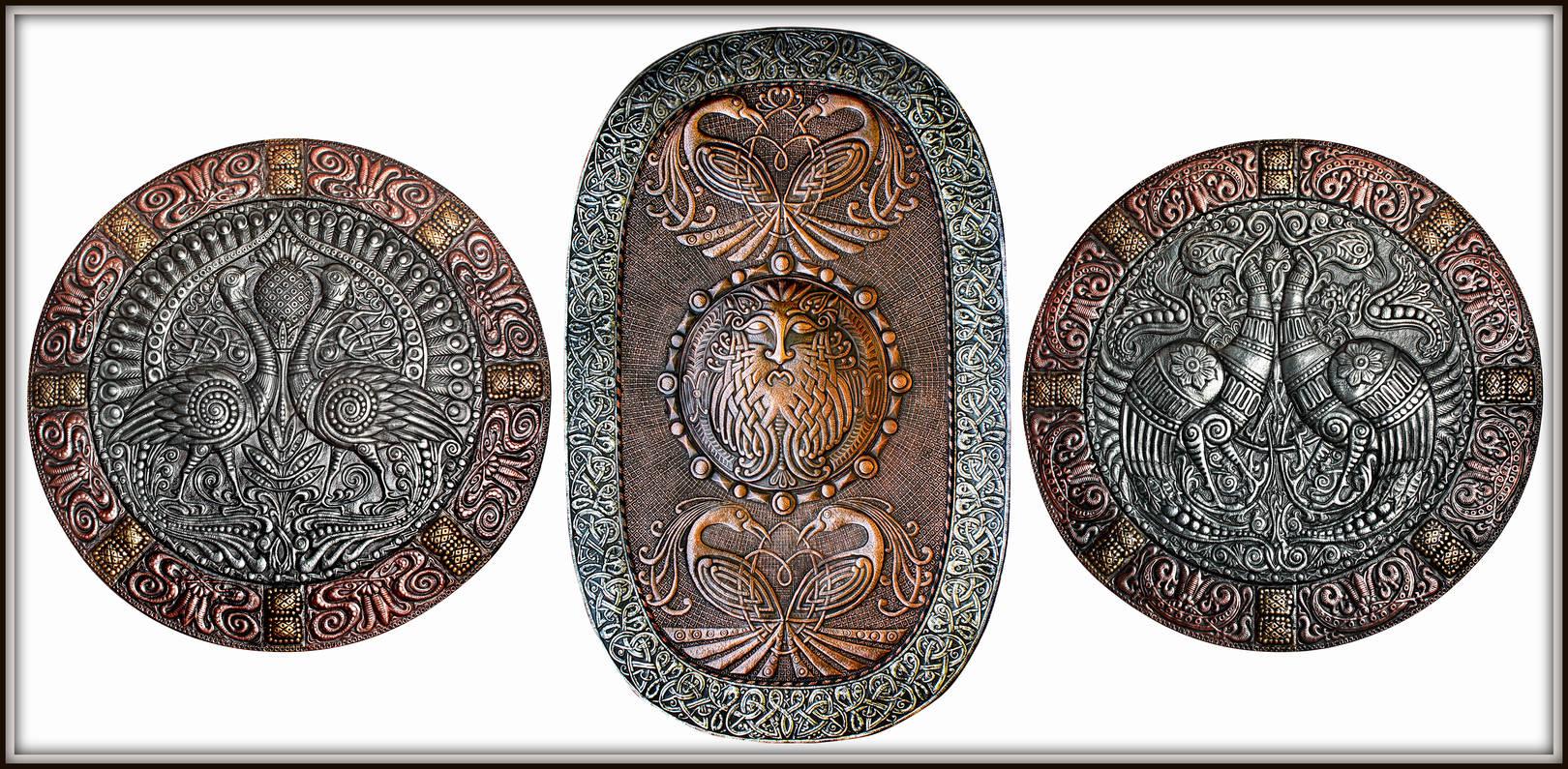 Кельтский триптих