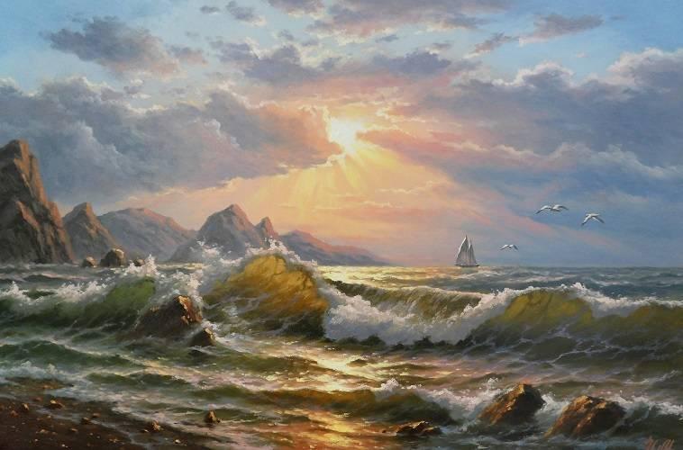 Свидание с морем