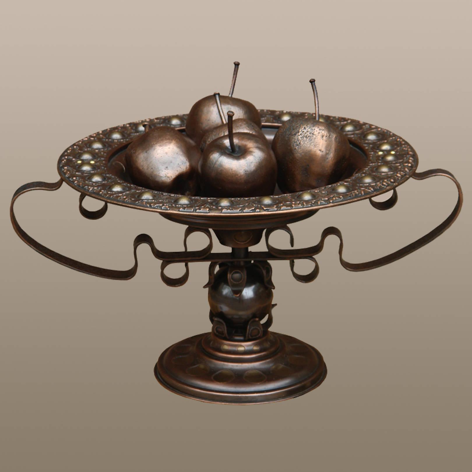 «Яблочный спас»   (медь)  33х49х38 см