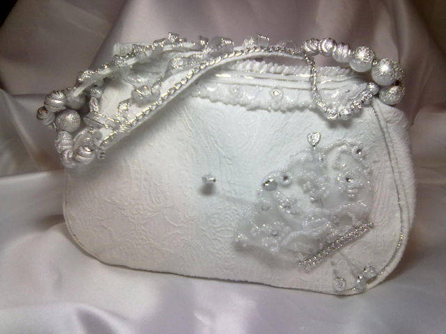 wedding handbag Leila
