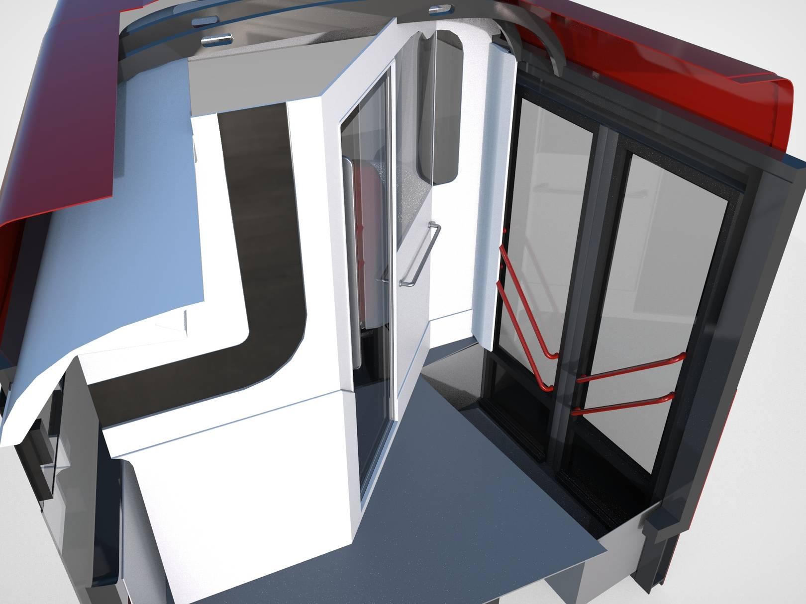 Модернизация трамвая Tatra T-3 для Уфы
