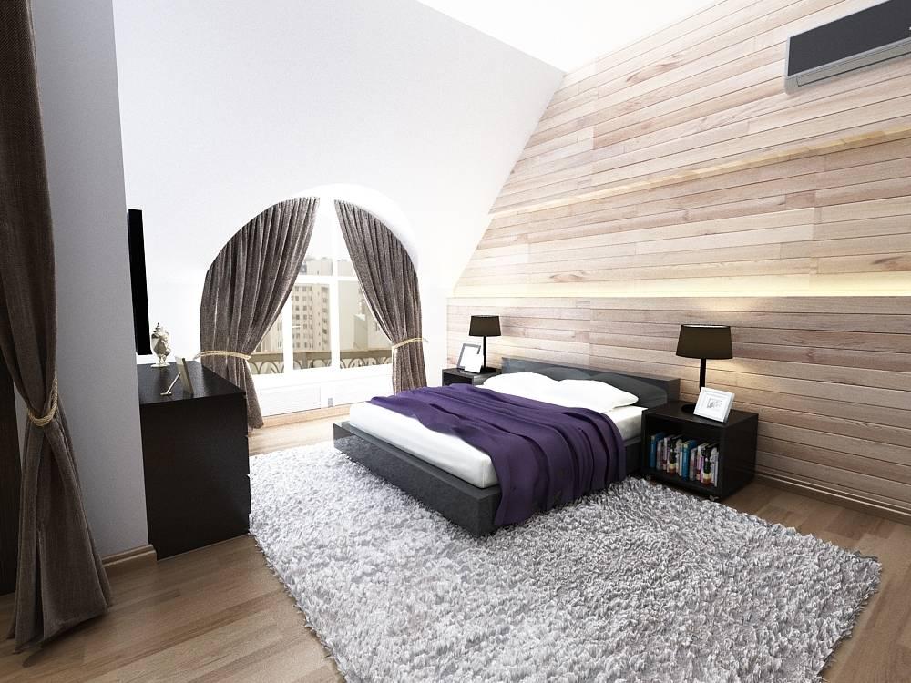 Спальная зона
