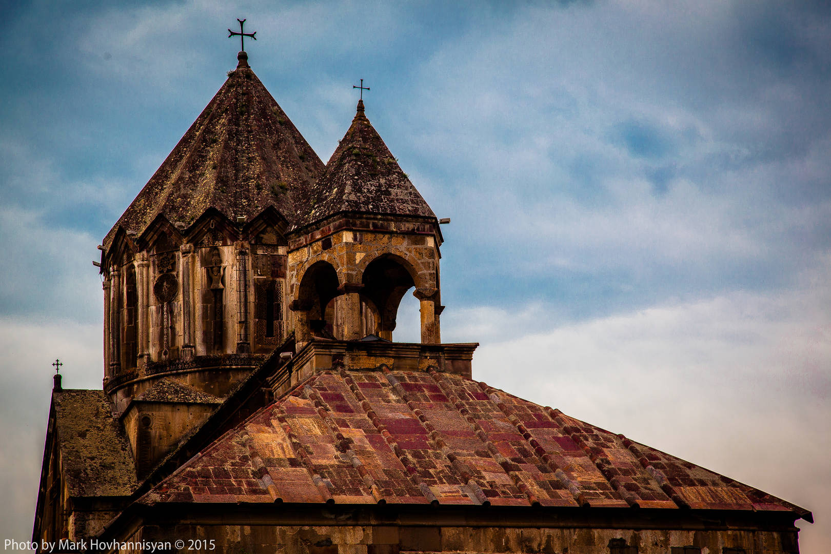 Sacra Artsakh: Gandzasar Monastery