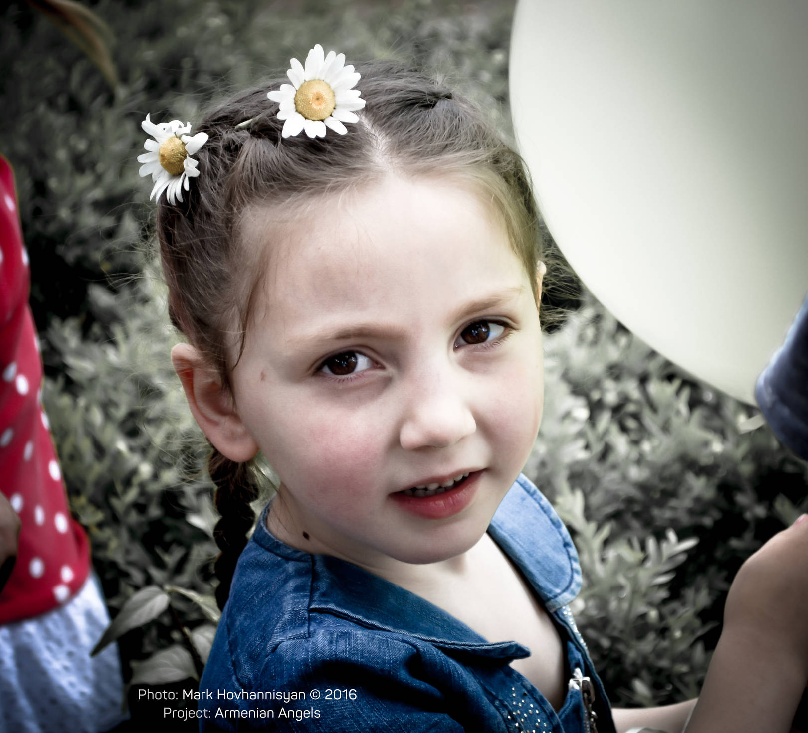 Project: #ArmenianAngels
