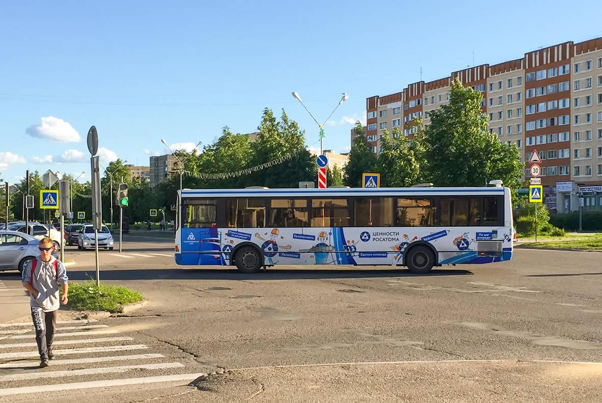 Корпоративный автобус