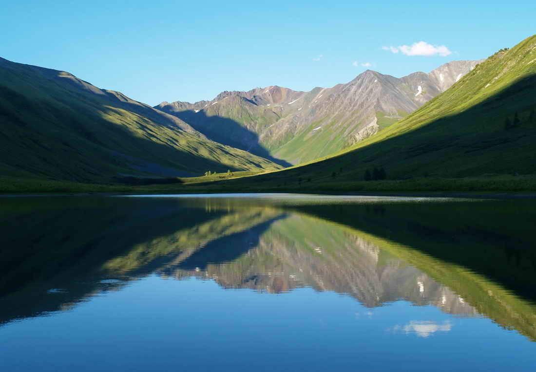 Озеро Тёплое