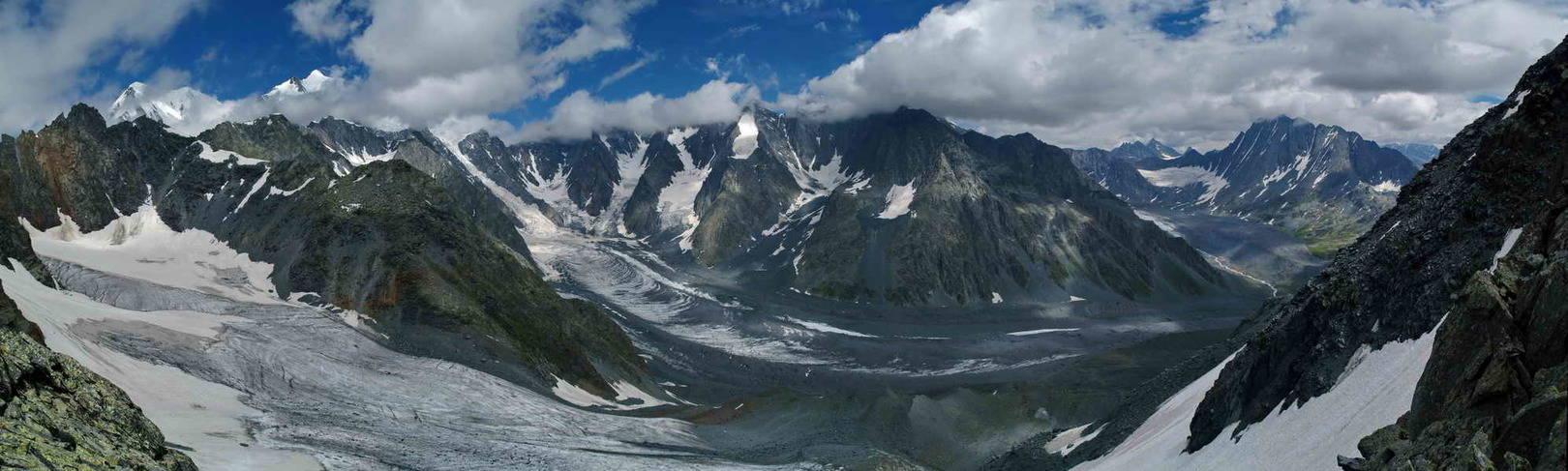 Большой Берельский ледник