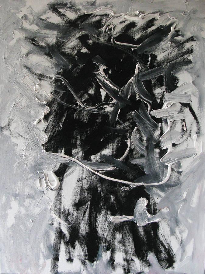 80Х60, oil on canvas, 2015