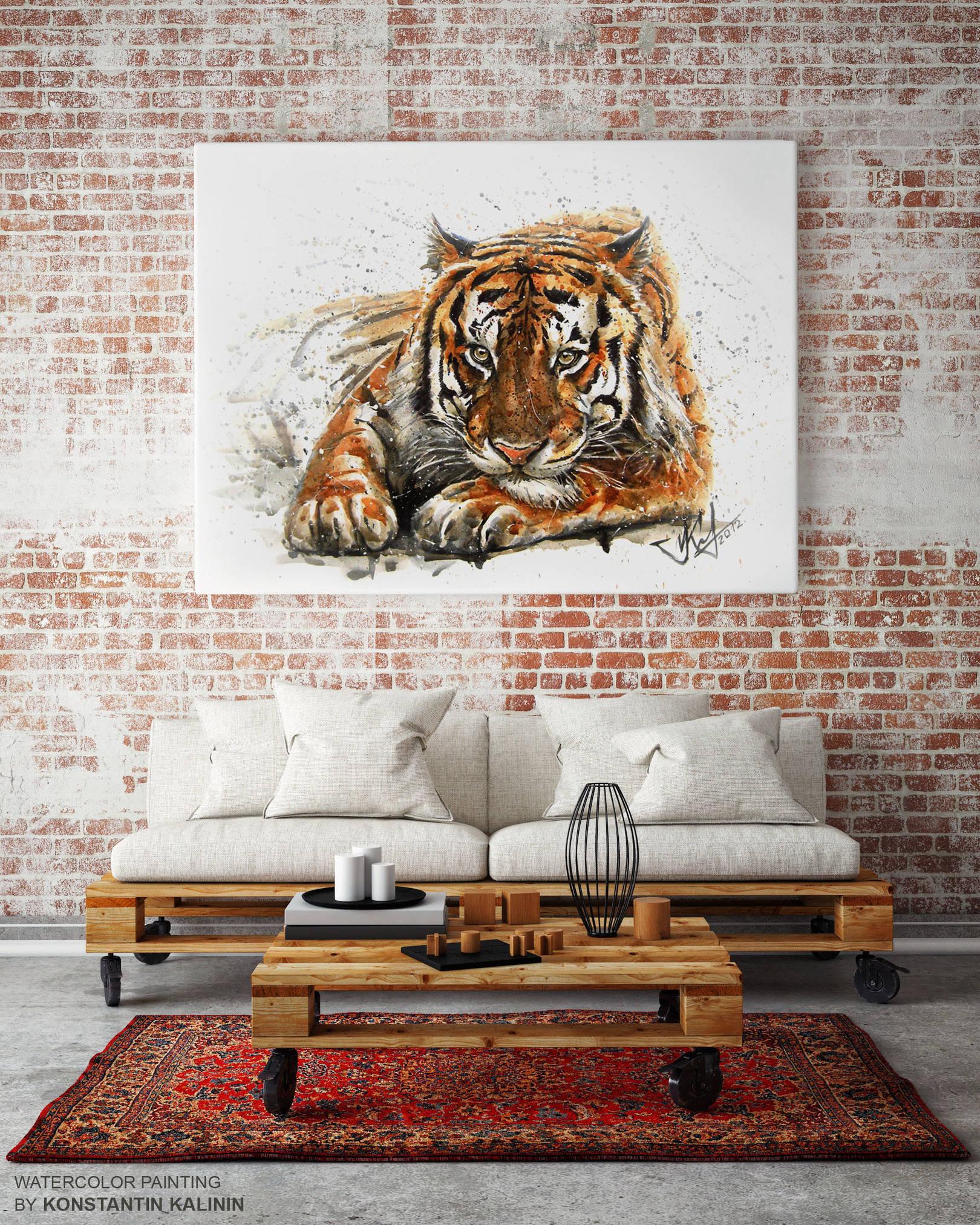 Тигр - Tiger