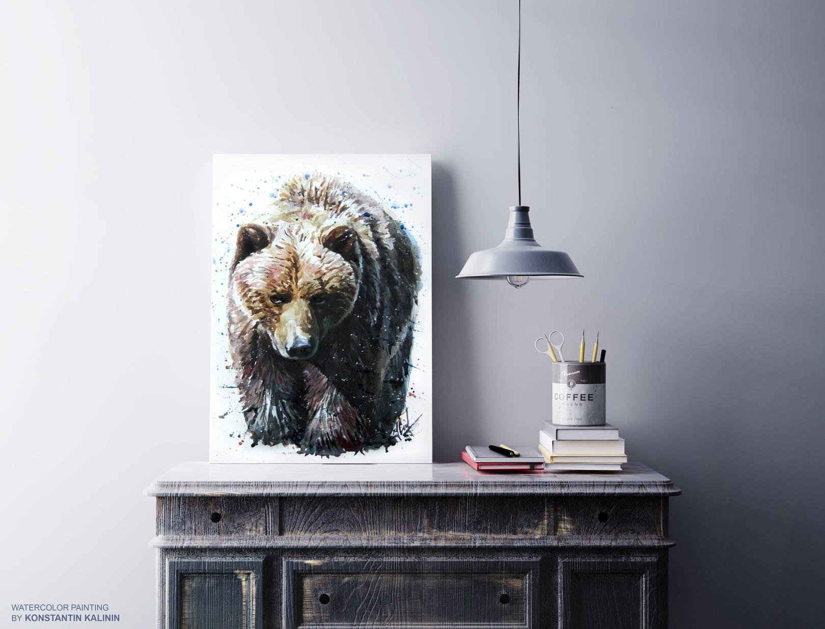 Медведь - Bear