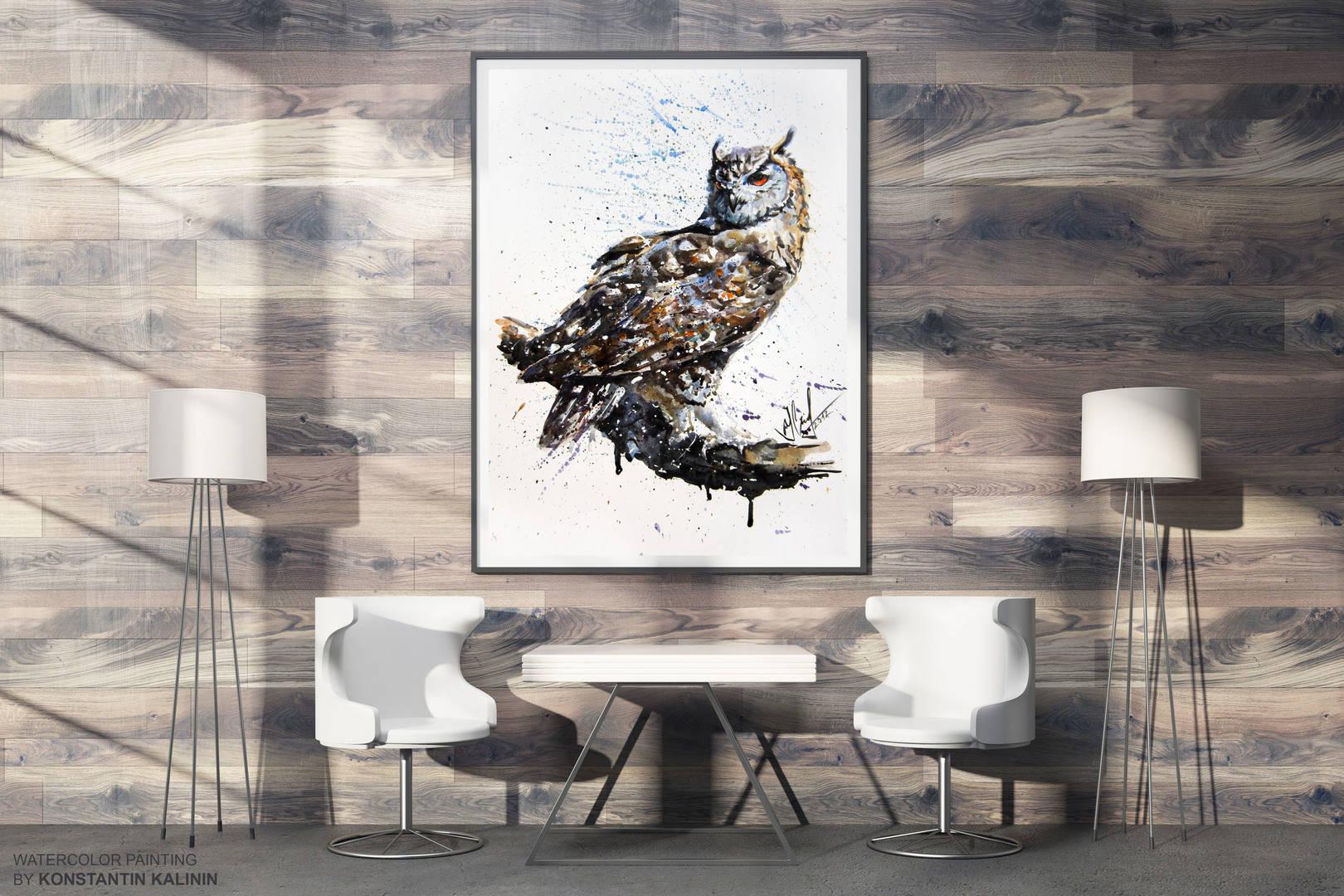 Филин Owl
