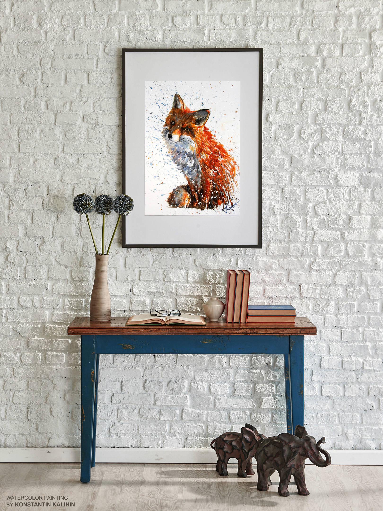 Лисица - Fox