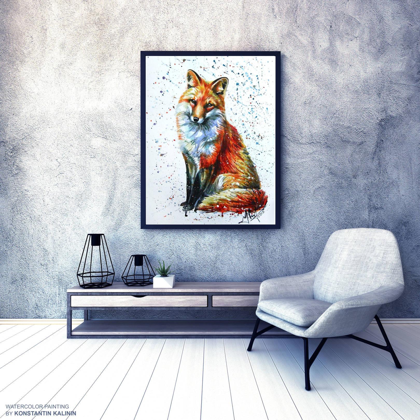 Лис - Fox 2