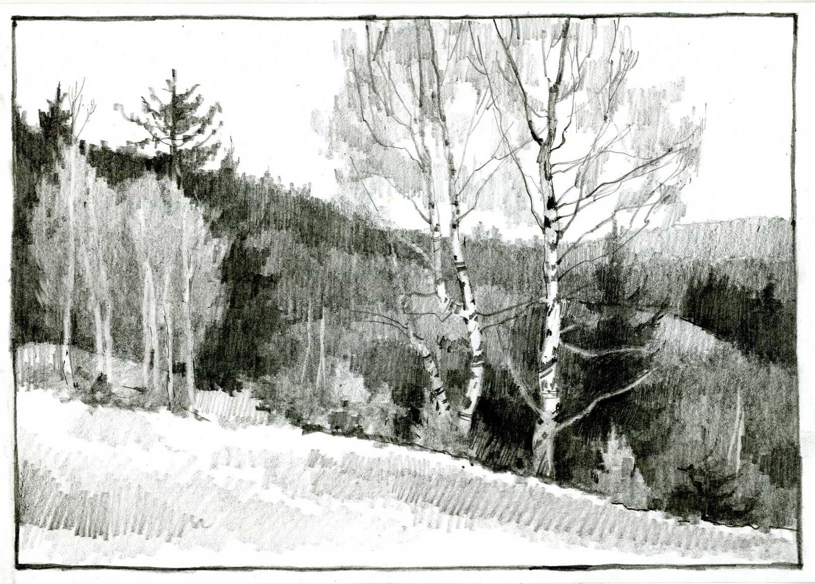 Карпатские зарисовки