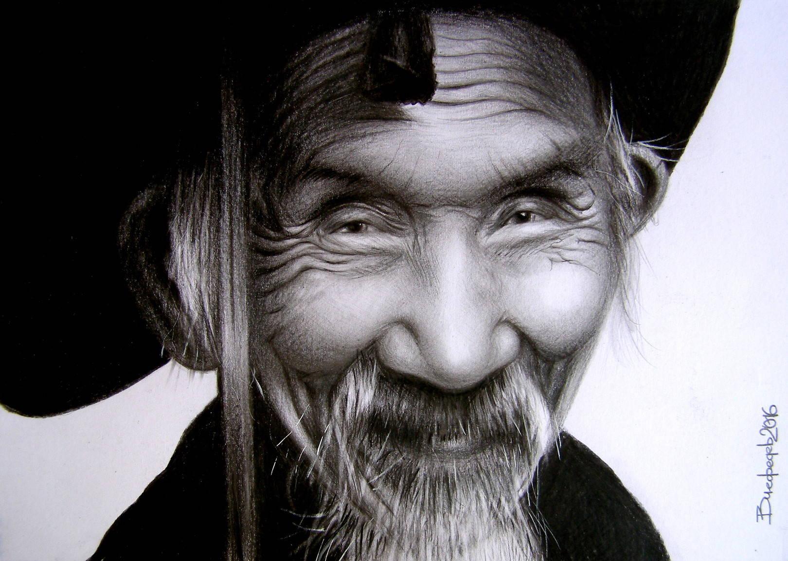В улыбающиеся лицо стрелу не пускают
