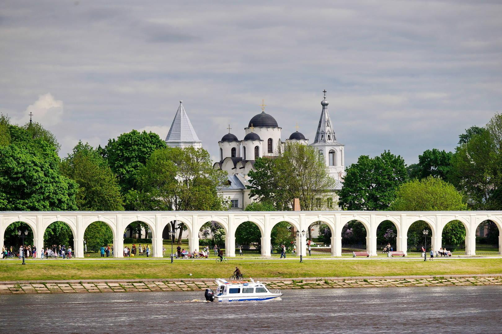 Волхов - река
