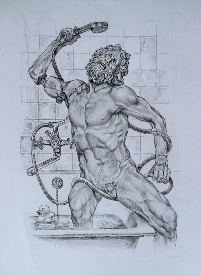 В ватиканском музее Пия-Климента отключили водоснабжение.