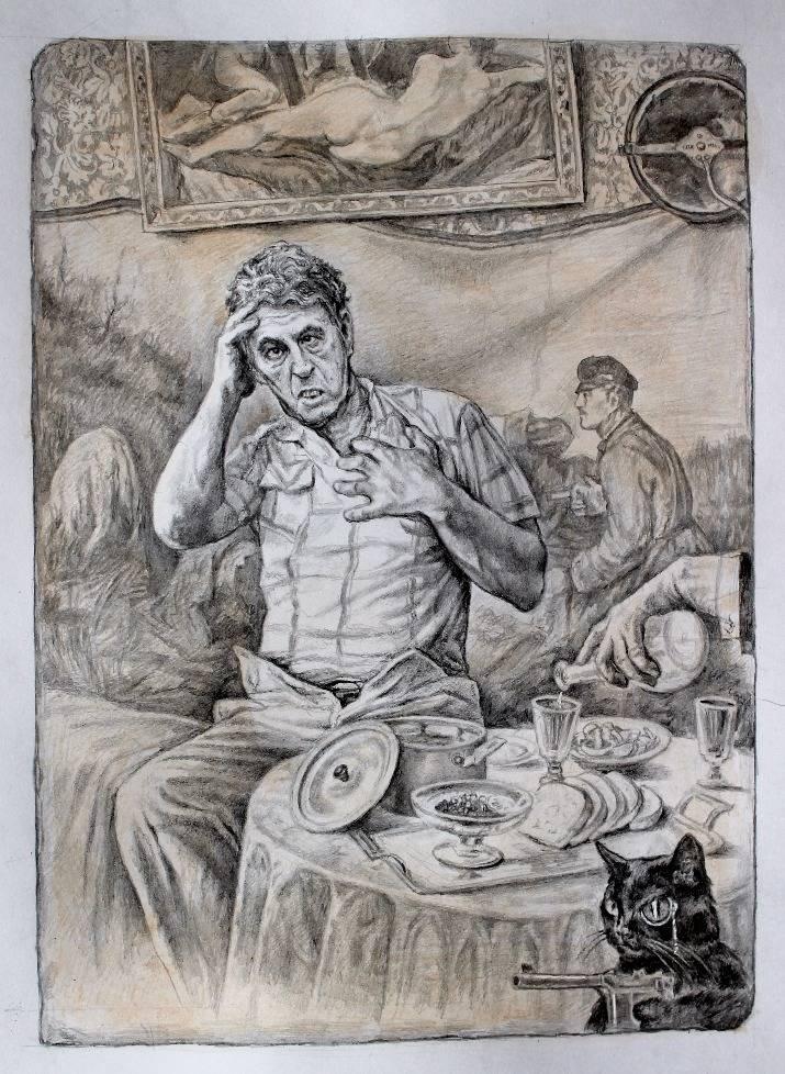 Степан Богданович Лиходеев