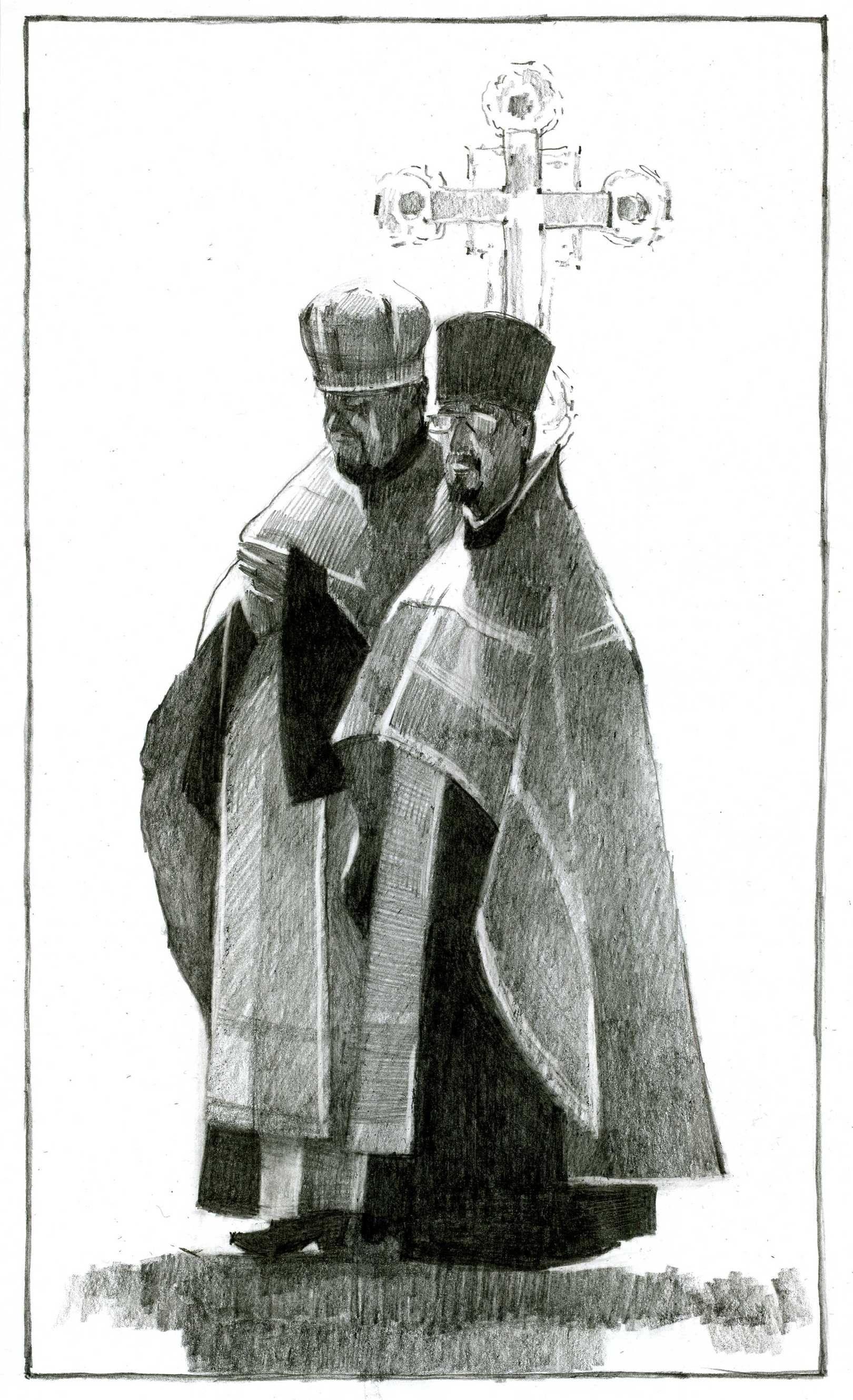 Церковники