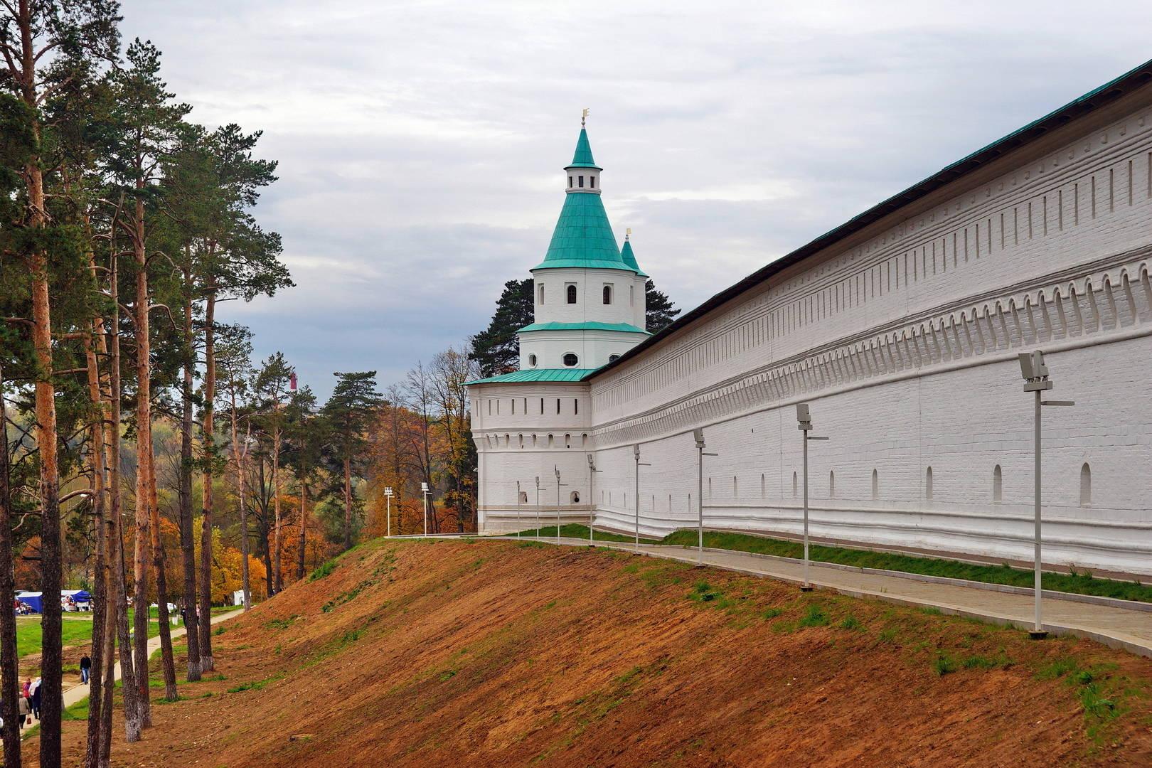 Ново-Иерусалимский монастырь.