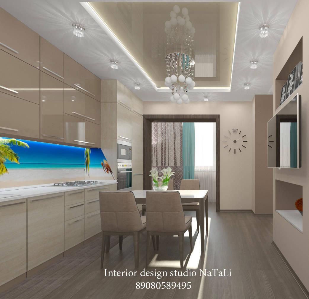 Дизайн интерьера квартир, домов