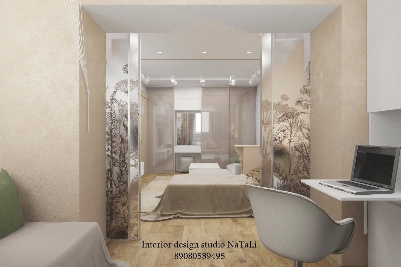 Дизайн интерьера в стиле легкой классики