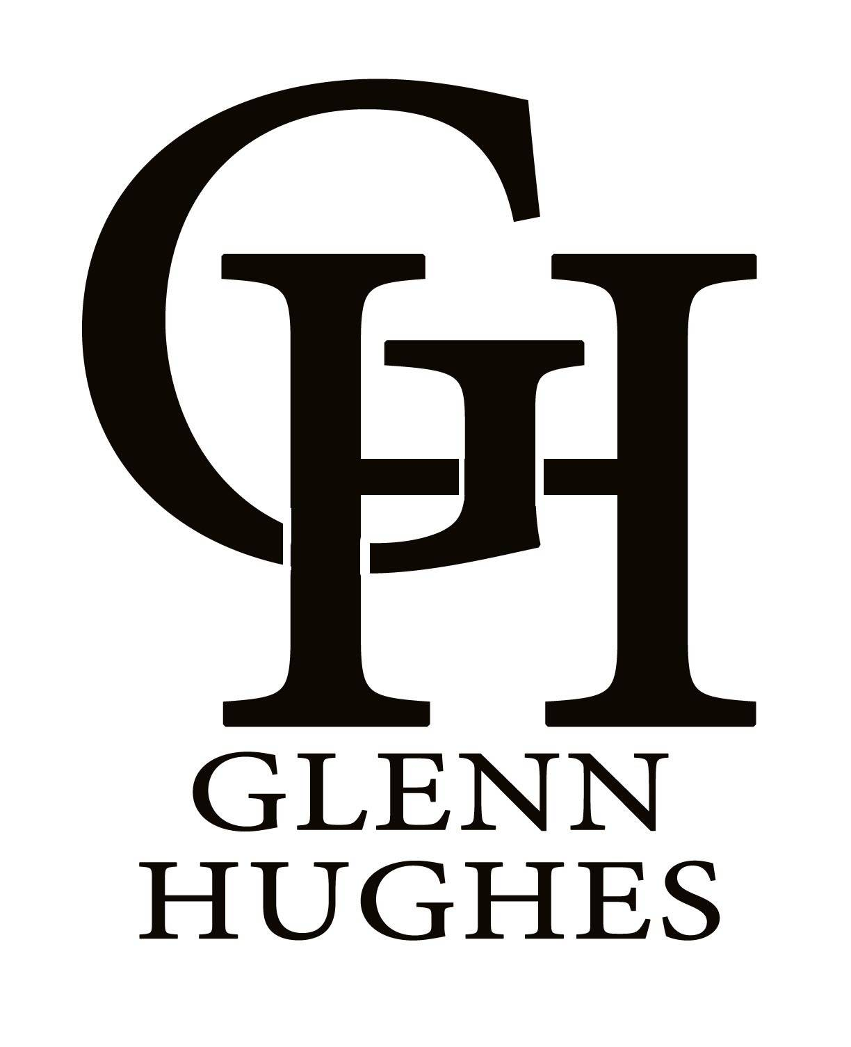 Дизайн логотипов Glenn Hughes