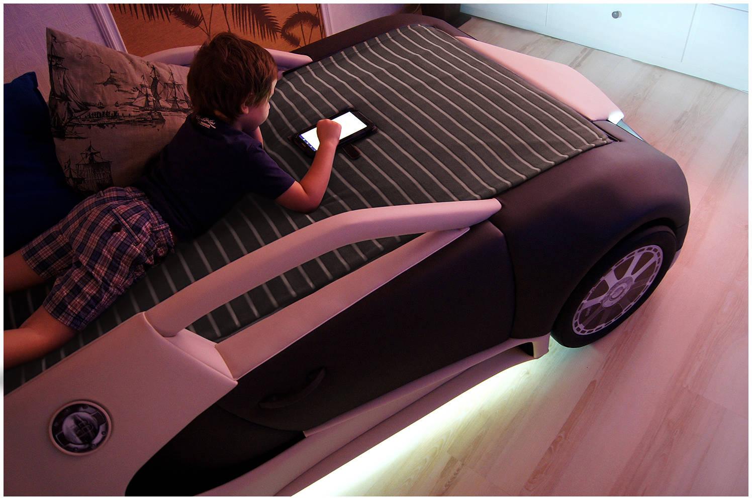 Кровать-автомобиль BugaTTi Veyron