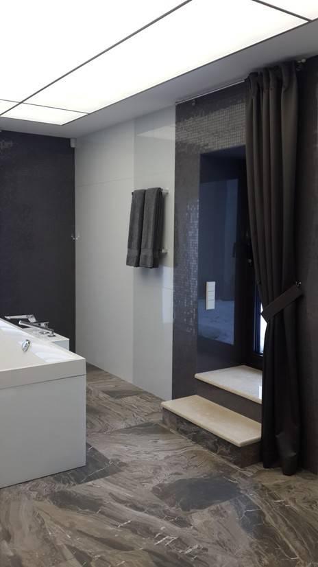 Ванная 3 этаж