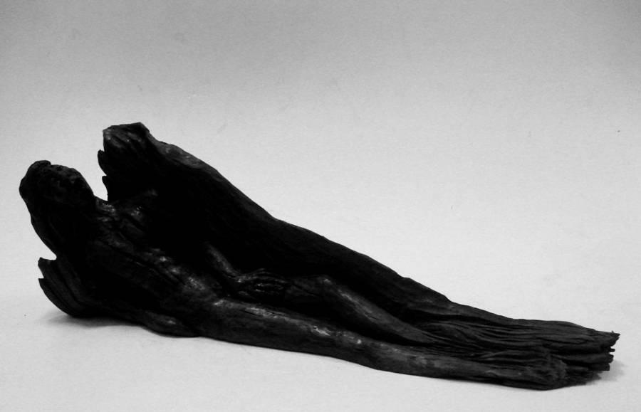 Изгнанный, морёный дуб, 50 см