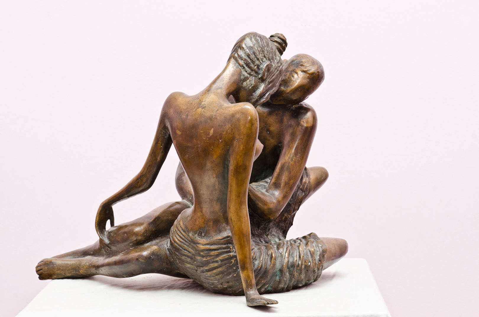 .Love2002 .year.bronze.45x45x40 sm 15000 $