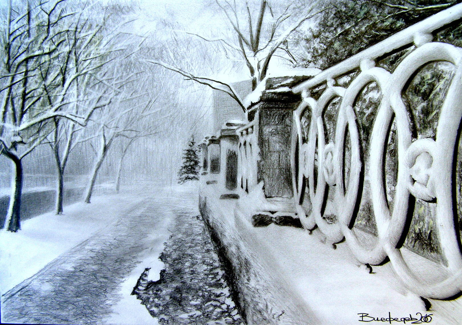 Зимний Николаев