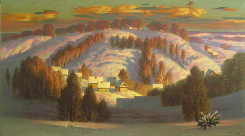 Живопись Валерий Сидоркин