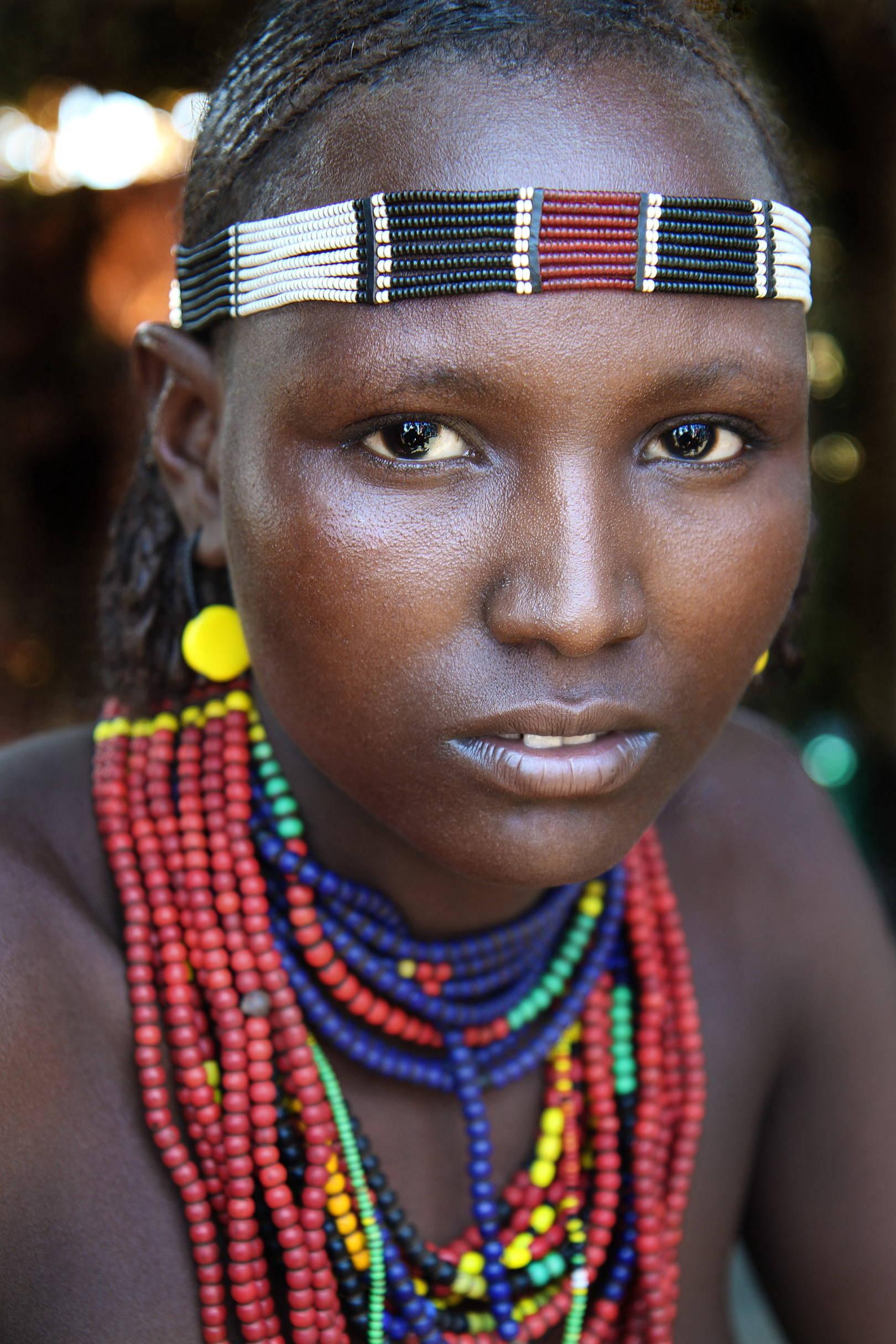 Эфиопия в лицах 3