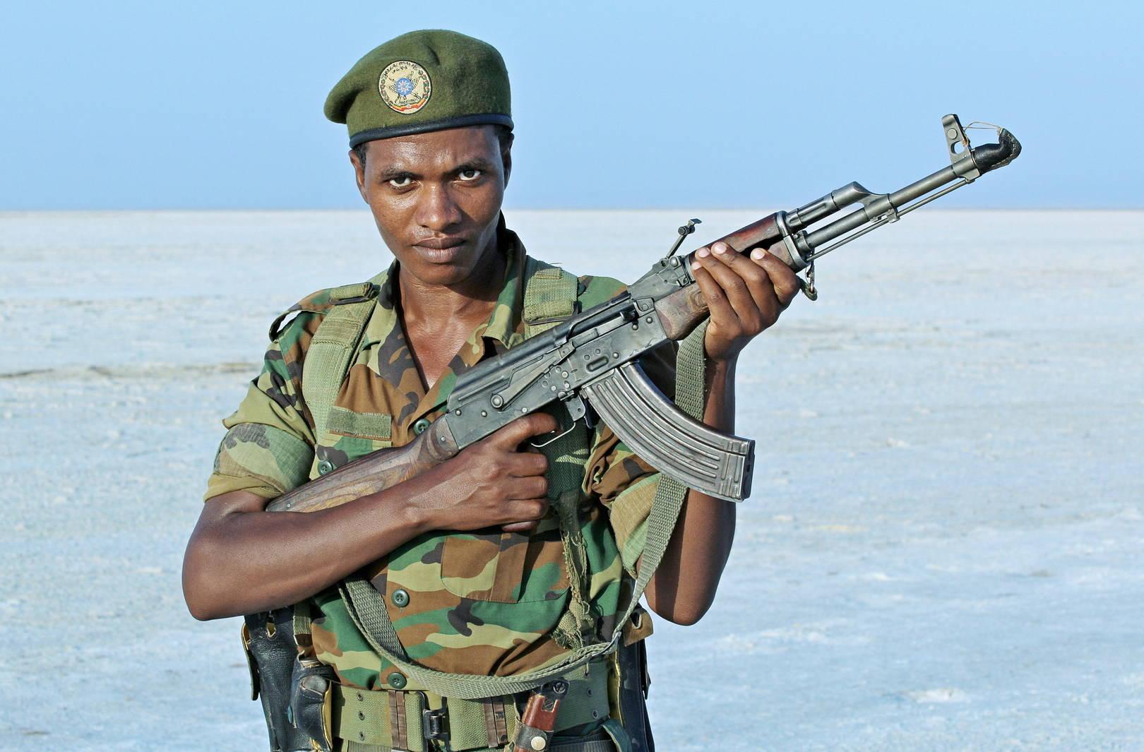 Эфиопия в лицах 4