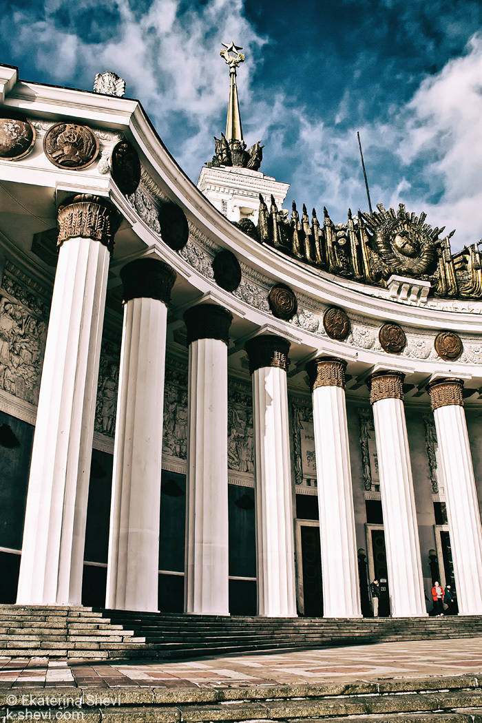 Москва в моем объективе