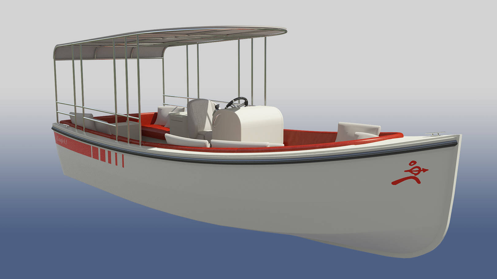 Pleasure boat design