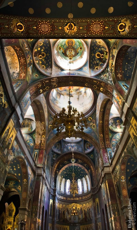 Новоафонский монастырь, Абхазия