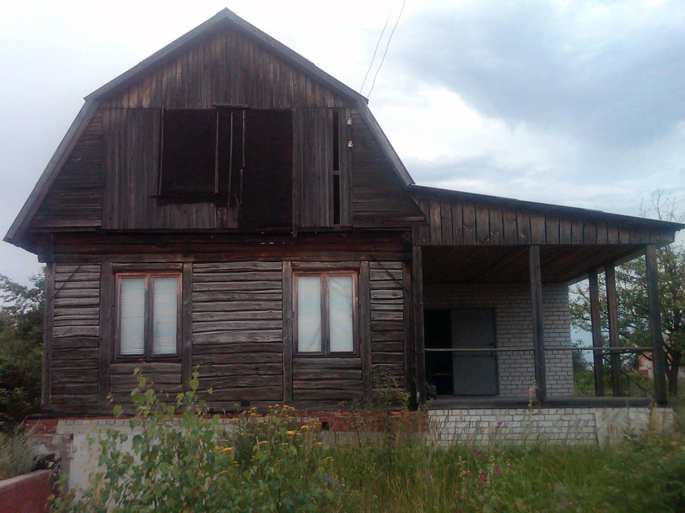 Дача, Воронежская область, с. Чертовицы