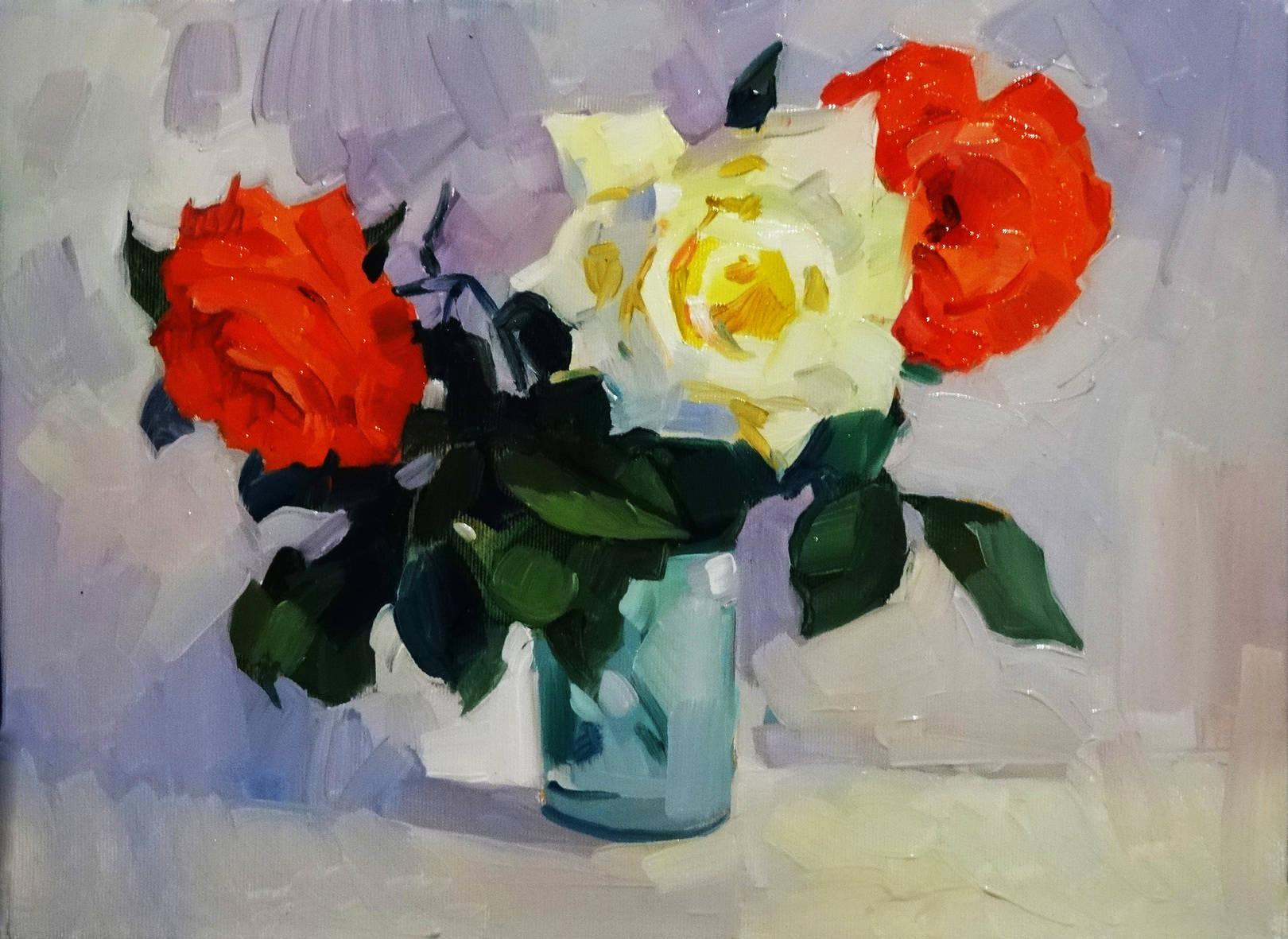 Розы 1