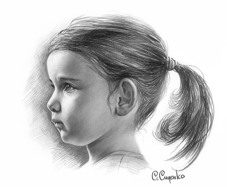 Детский портрет 2