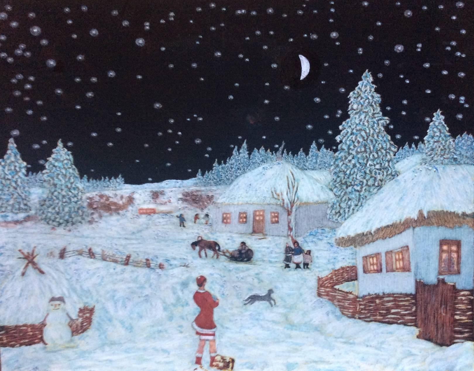 Ночь перед Рождеством