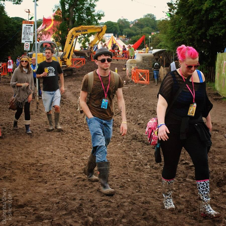 Glastonbury Festival of Contemporary Performing Arts