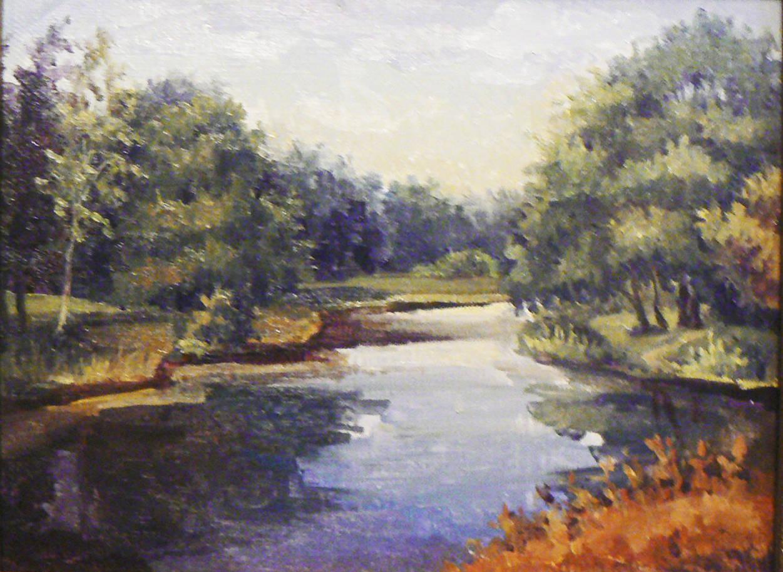 Река Везёлка