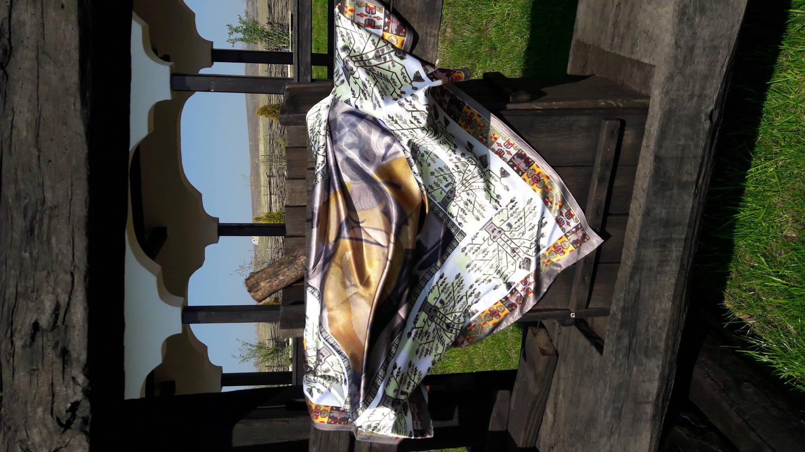 Коллекция платков