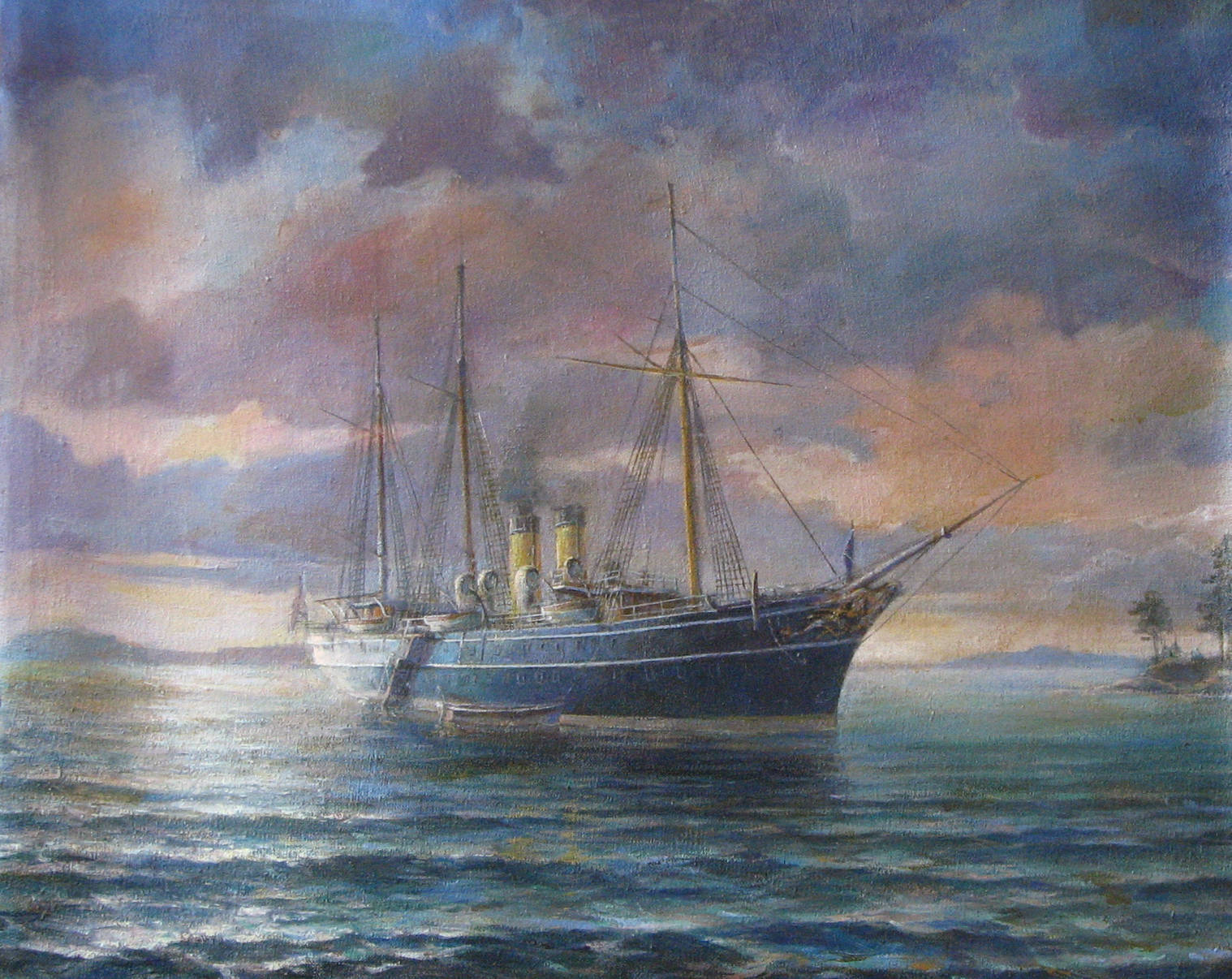 Корабли