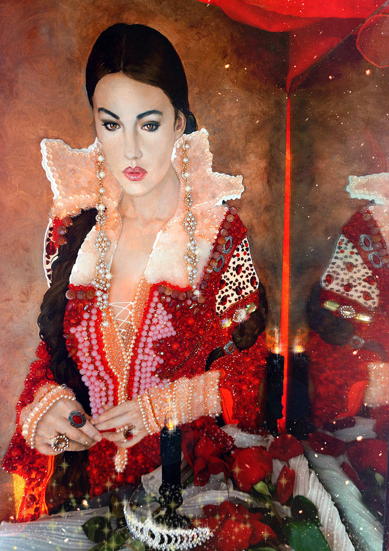 Зеркальная королева