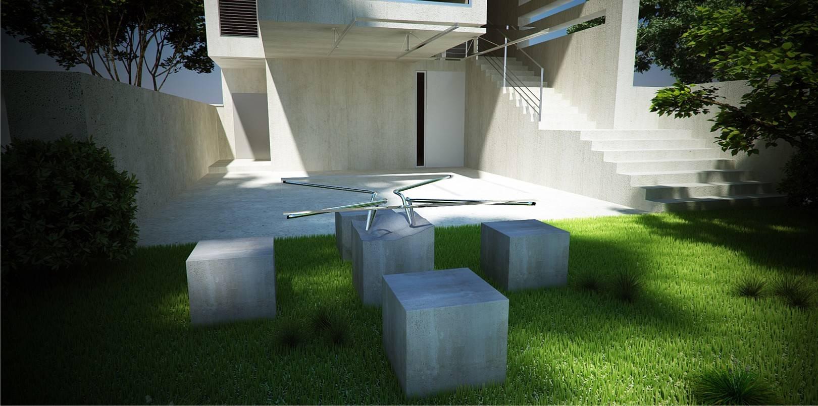 мебель Memoria (в переводе с латыни воспоминания)